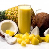 Pineapple, Banana & Coconut