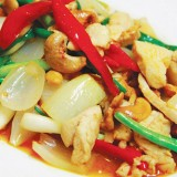 Chicken Sauteed Cashew Nuts