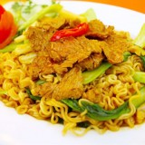 Sauteed Noodle with Beef